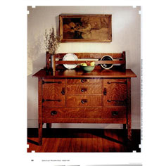 American Woodworker - Stickley Style Sideboard