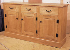 Twin Sideboards plans