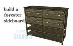Forester Sideboard