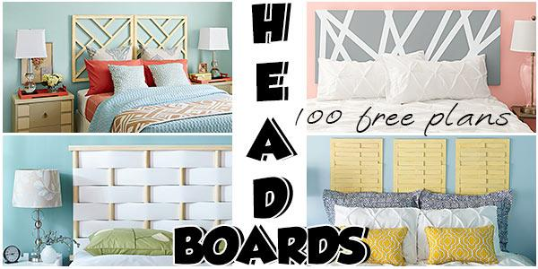 Headboards Plans at PlansPin.com