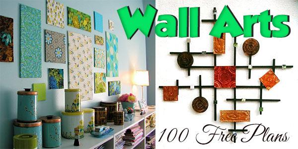 Wall Decor at PlansPin.com