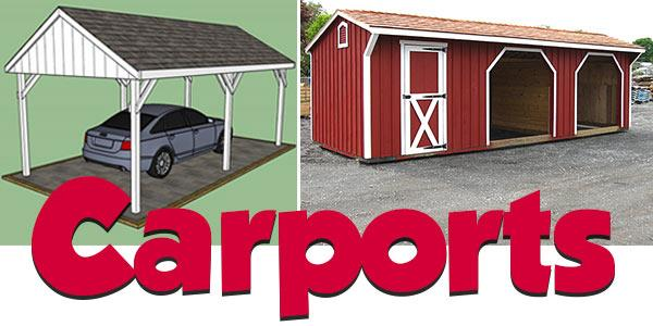 Carports at PlansPin.com