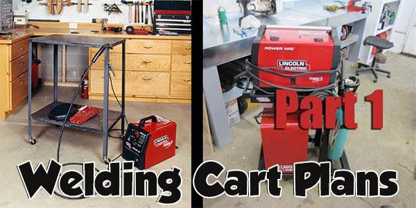 30 Welding Cart Plans - PlansPin.com