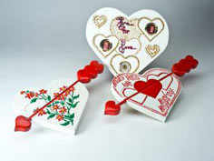 Whimsical Heart Puzzle