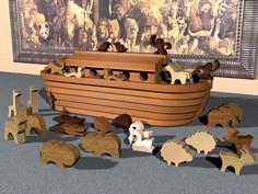 Noah's Ark Plans - Furniture Plans
