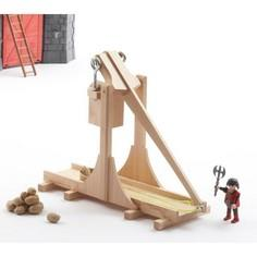 Loads of Fun Trebuchet Woodworking Plan from WOOD Magazine