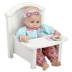 Darling Doll Chair Woodworking Plan