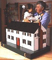 Dollhouse : Large-format Paper Wood