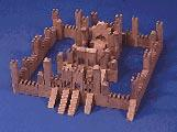 Building Block Castle : Large-form