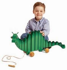 Swinging Toy Dragon