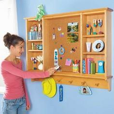 Showcase for kids Woodworking Plan