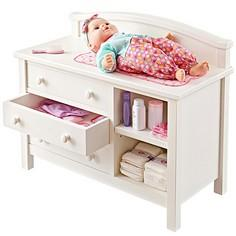 Doll Changing Table Woodworking