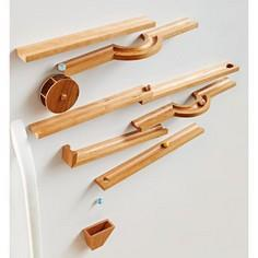 Marble Run Woodworking Plan