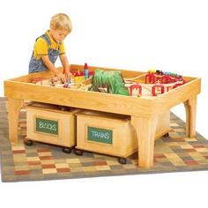 Keep-it-tidy play center Woodworking