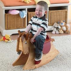 Quick and Easy Rocking Horse
